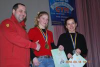 Вітаємо з перемогами на II Чемпіонаті України з пауерліфтингу