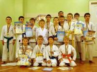 відбувся Чемпіонат Черкаської області з карате та Чемпіонат Черкаської області з військового багатоборства