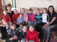 Напередодні Великодня співробітники «Дніпро Плаза GYM» відвідали притулок для неповнолітніх дітей