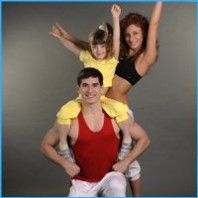 Программа от спорткомплекса «Дніпро Плаза ЖИМ» — «Детки + Предки»
