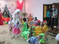 У День захисту дітей співробітники спорткомплексу відвідали обласний Будинок дитини