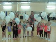 День захисту дітей в спорткомплексі (1.06.2014 р.)