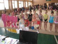11 жовтня 2014р. відбулися змагання – Відкрита першість спортклубу    «Надія України» з художньої гімнастики