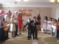 Вже традиційно, співробітники спорткомплексу напередодні новорічних свят відвідали Дитячі будинки