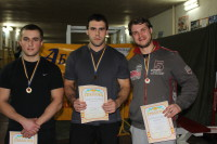 20-21 грудня 2014 р. відбувся відкритий Чемпіонат Черкаської області з пауерліфтингу