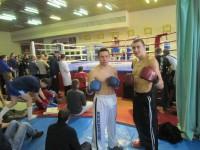 6-8 березня 2015 р., (м. Черкаси) Чемпіонат області з боксу