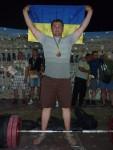 4 липня 2015р., м. Кіровоград, Всеукраїнський комерційний  турнір «GYM 200»