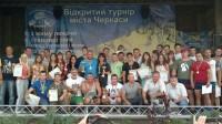 19 липня 2015р.,  Відкритий турнір м.Черкаси з пауерліфтингу (жим та тяга)