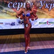17-18 жовтня 2015 р., Дніпропетровськ, Чемпіонат України з фітнесу та бікіні