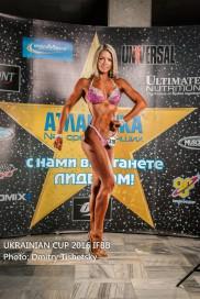 Кубок України з фітнесу та бікіні (22-24.04.16),  м. Чернівці